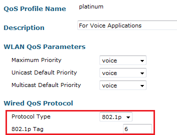 Cisco Wireless LAN Controller QoS, 802 1p, WMM and AVC | Lab Minutes