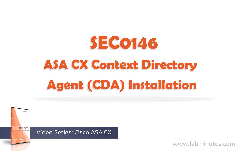 How to install cisco asa cx context directory agent cda 1betcityfo Images