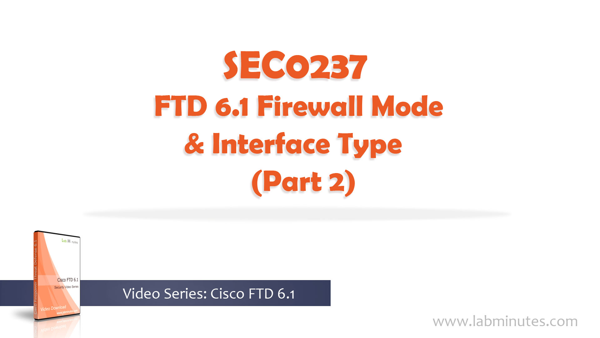 How to Configure FTD 6 1 Firewall Mode and Interface Type