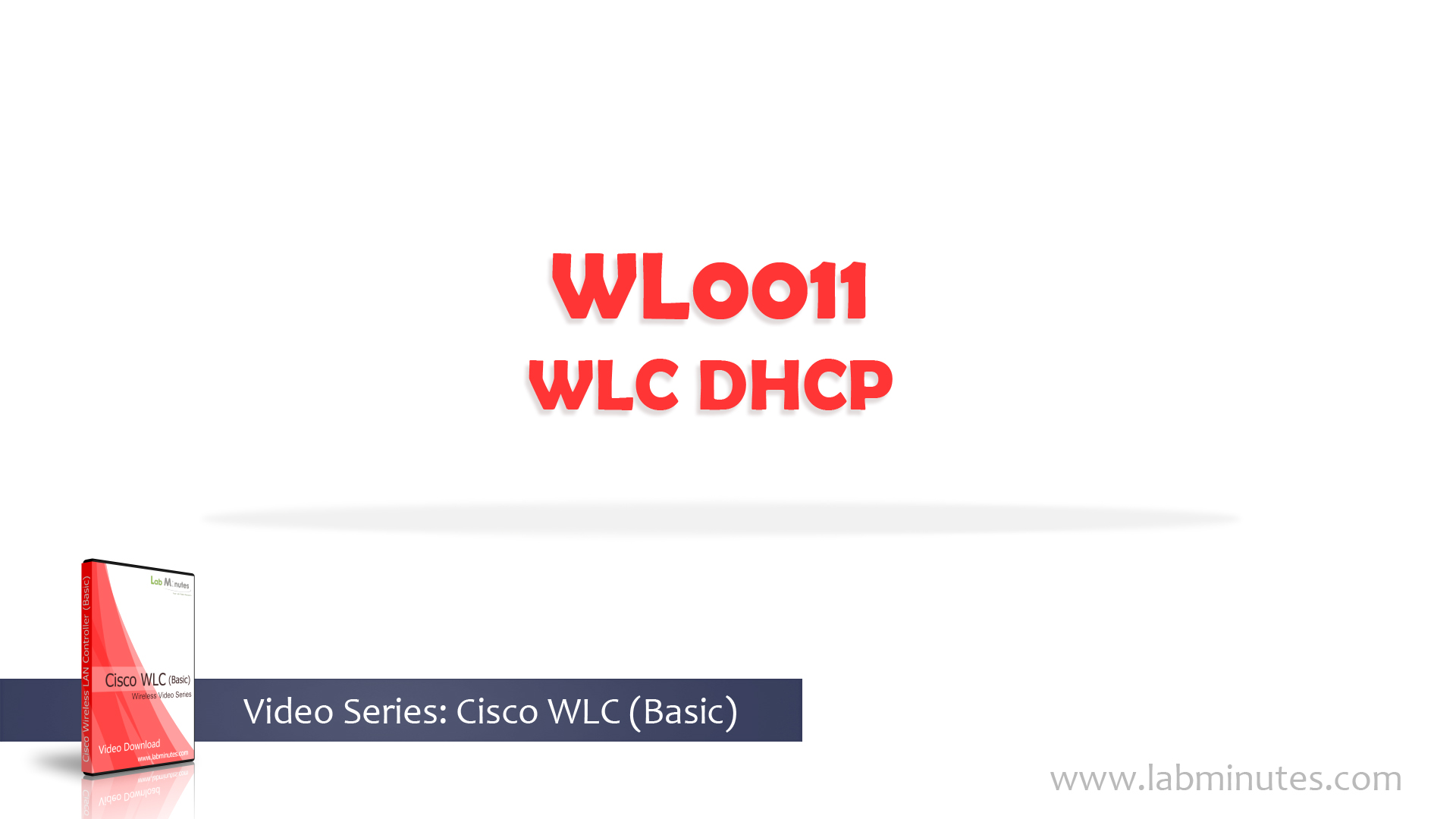 How to Configure WLC DHCP